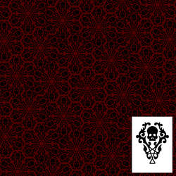 Necromancer Waistcoat Pattern 10 by MastaAzumarek