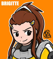 BRIGITTE by picketG