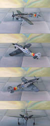 FW 190D9 Reanimated by WKucza