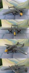 P-61A Black Widow by WKucza
