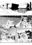 Crash'n'Burn Comic Page 1 by kamuka7