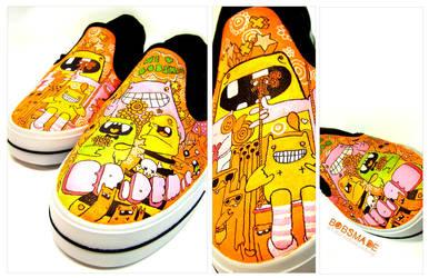 Shoe Trade: kizioko by Bobsmade