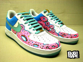 Bobsmade_shoes-DONUTS by Bobsmade