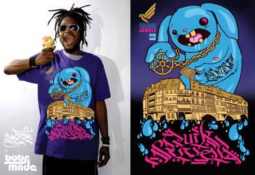 Gold City shirt design by Bobsmade