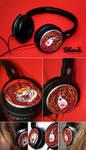 Nicks Headphones by Bobsmade