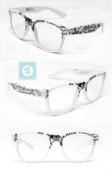 Schakalwal Glasses by Bobsmade