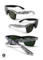 Brians Sunglasses by Bobsmade