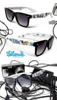 Camera Glasses by Bobsmade