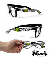 Dominiks Glasses by Bobsmade