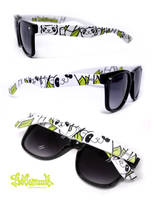 Panda Glasses by Bobsmade