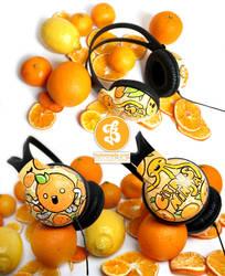 Citrus Ninja by Bobsmade