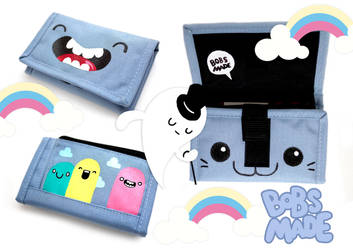 funny wallet by Bobsmade