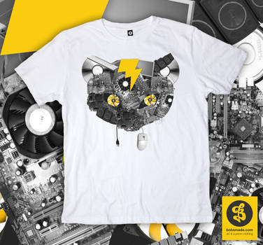 IT Cat Shirt by Bobsmade