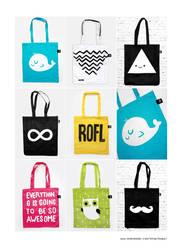 Bobsmade Bag Designs Summer 2012 by Bobsmade