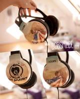 Endgame Headphones by Bobsmade