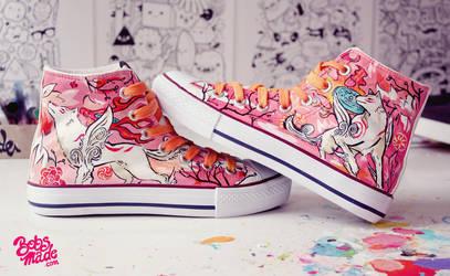 Okami Shoes by Bobsmade
