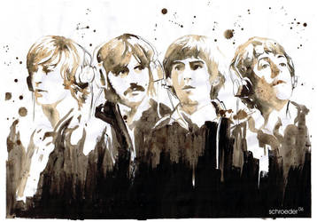 The Beatles by Bobsmade