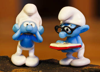 Smurfs by rajaced
