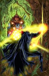 Wonder warlock in veg attack? by Inkbust
