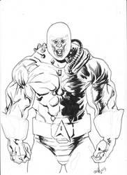 X-Men Nemesis,Apocalyspe. by Inkbust