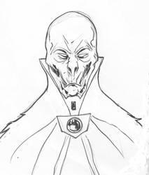 Inkalienhead2 by Inkbust