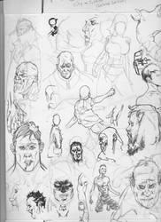 Sketchdump2 by Inkbust