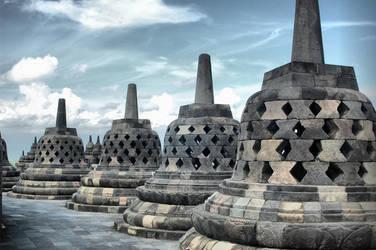 Borobudur by DimsHams