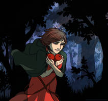 Escape of Salmhofer the Witch by rainbow-zebra23