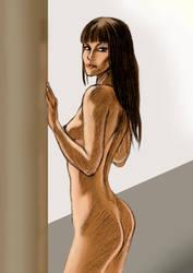 Nude by BorisPeci