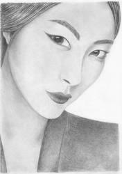 Ji Hye by Artsyrat