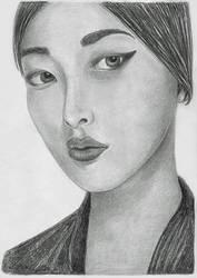 Ji Hye II by Artsyrat