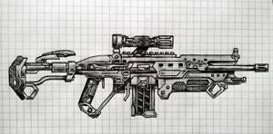 Sharpshooter by TrocheUmiemRysowac