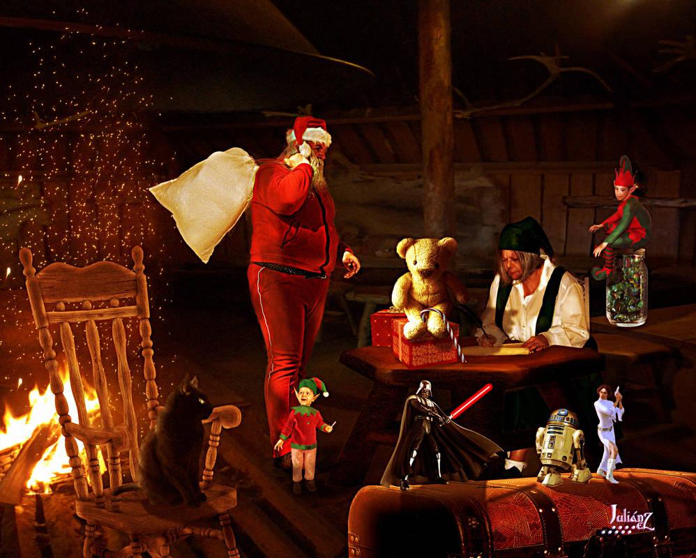 En casa de Santa by Julianez
