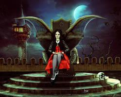 Empress Lilith by Julianez
