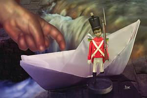 The Steadfast Tin Soldier by Julianez