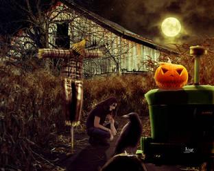 Night of the dead, resurrection by Julianez