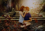 The triumph of love by Julianez