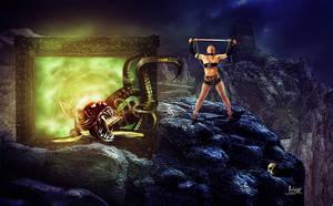 Hades Gate by Julianez