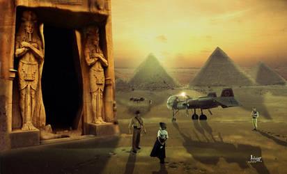 Meeting in Cairo by Julianez