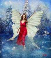 Winter Nymph by Julianez