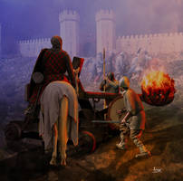 The siege. by Julianez