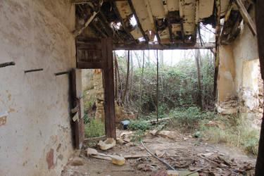 Ruins Mas de la Vila 15 by Julianez