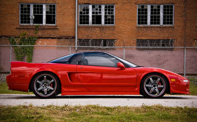 NSX - Simple and Clean by 3vil-Grin
