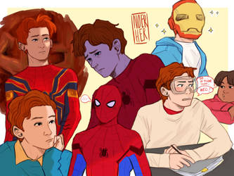 spiderboy by noerher
