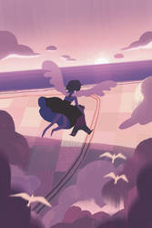 Steven Universe #11 by chuwenjie