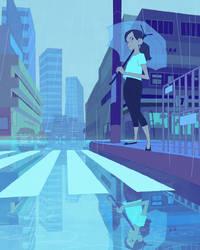 Rainy Day by chuwenjie