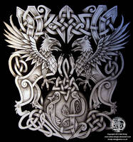 Family Crest  Coat of arms by Tattoo-Design