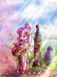 Kappa princess by miminaga-motono
