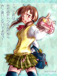 Valentine's Day by miminaga-motono