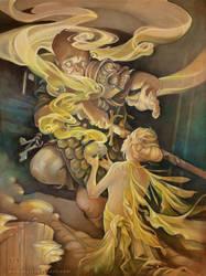 Fairy Brew by wylielise